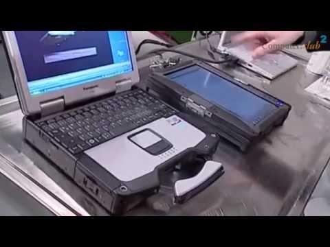 Robuste Laptops und Notebooks von Dell Latitude und Panasonic Toughbook