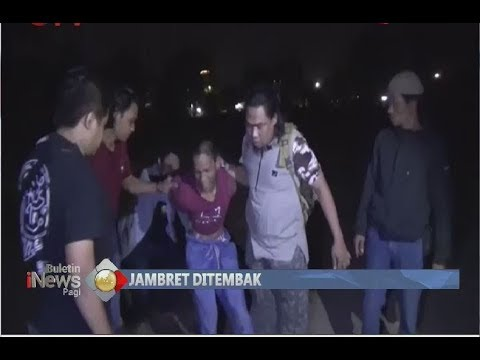 Melawan, Begal di Makassar Ditembak Polisi - BIP 26/07