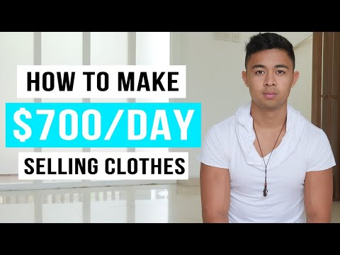 How To Start A Clothing Line Business Online in 2021 (For Beginners)