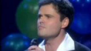 CLOSE EVERY DOOR - Donny Osmond