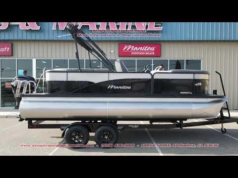 2021 Manitou 20 Aurora LE RF in Madera, California - Video 1