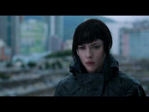 Ghost In The Shell (2017) - Rupert's Vision - Paramount Pictures