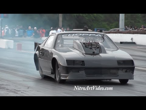 Carolina Dragway Shake Downs, Grudge Racing, No Time (NT