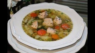 Рыбный суп! Ну - Очень вкусно!