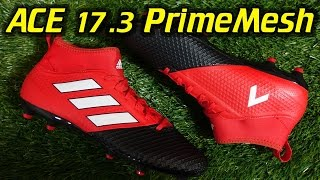 Adidas ACE 17.3 Primemesh (Red Limit Pack) - Review + On Feet