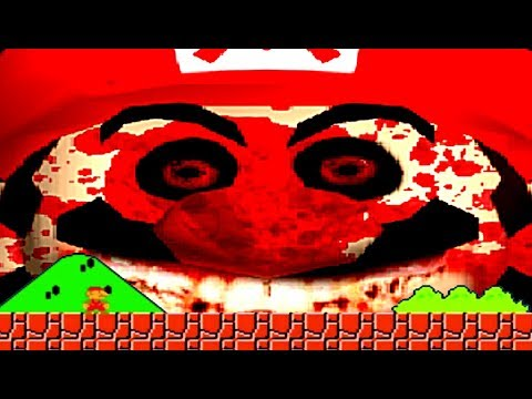 YOU ARE NOT READY FOR THIS SCARY MARIO.EXE GAME!!