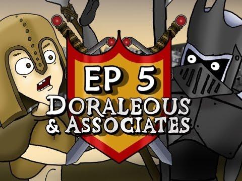 Nejhorší proti nejhoršímu - Doraleous a společníci (S01E05)