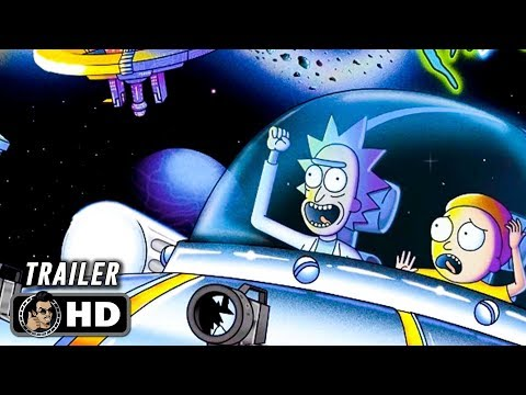 RICK AND MORTY PINBALL Trailer (2019)