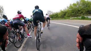 Bisiklet Yarışı (Zincirleme Kaza) - GÜZEL İNSANLAR