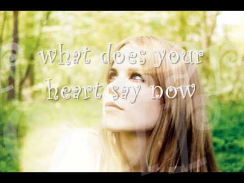 Ilse de lange - What Does Your Heart Say Now (lyrics)