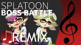 Splatoon Final Boss REMIX   by MandoPony (Feat. Callie + Marie)
