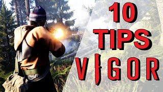 Vigor  - Vigor Tips - (How to play Vigor)