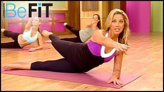 Denise Austin: Pilates Buns & Thighs Workout by BeFiT