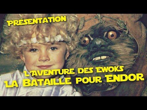 LE FILM STAR WARS pas INTERDIT ! – L'Aventure des Ewoks (PVR)