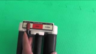 Serie Hometraining / Homegym : 4.) Verstellbare Kurzhanteln = Powerblocks