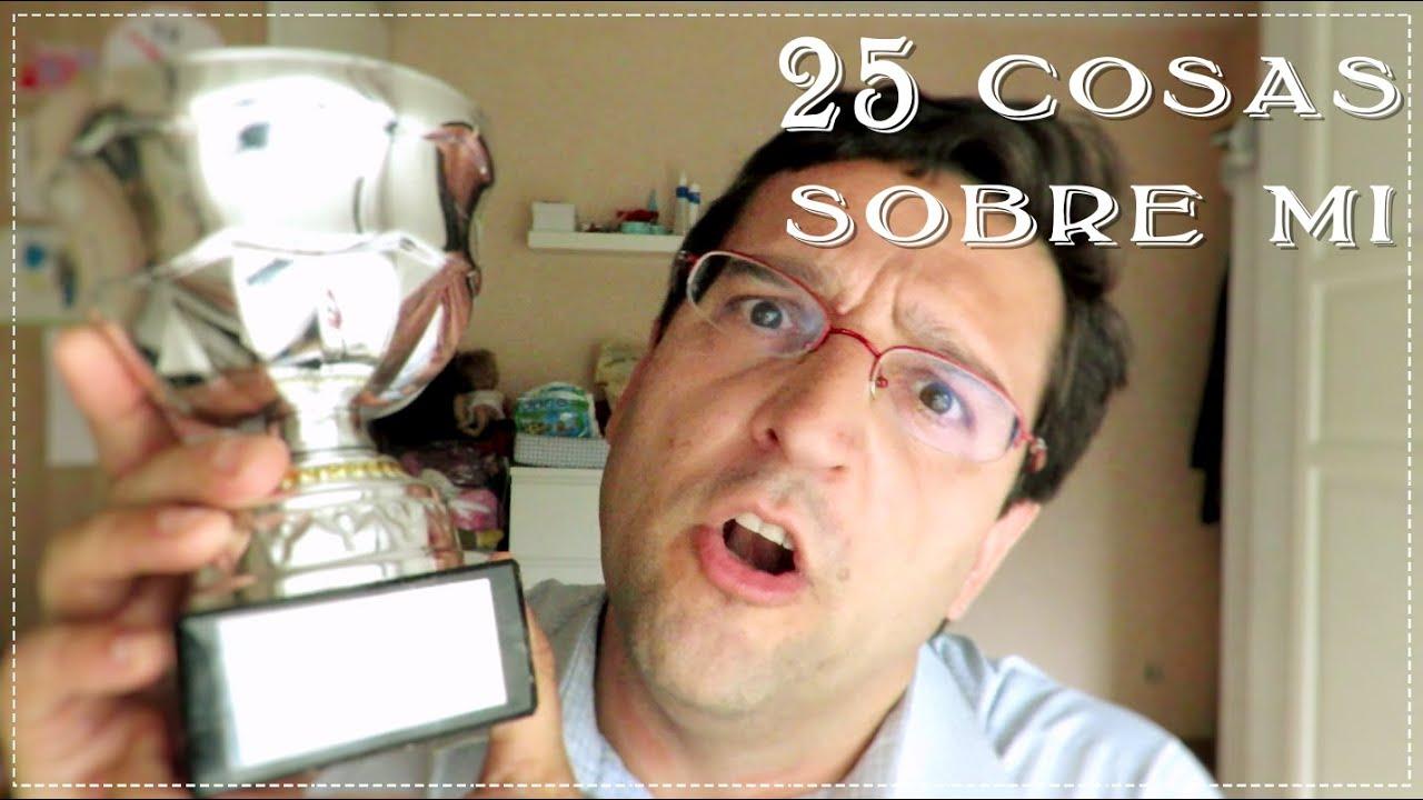25 COSAS SOBRE MI