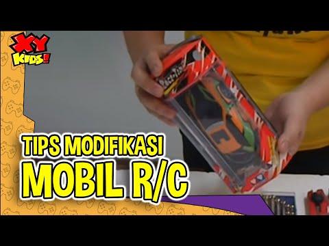 Video Tips Modifikasi R/C, Yuk!