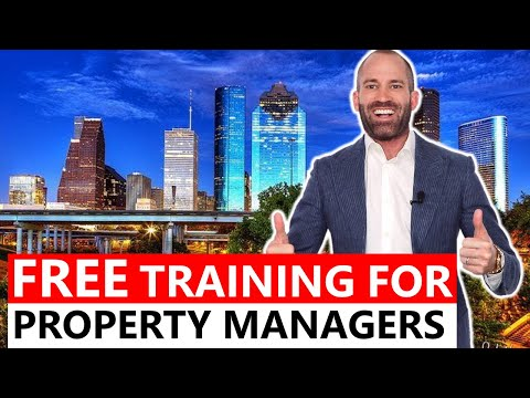 FREE Training for Property Managers - YouTube