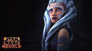 Ahsoka Tano | Star Wars Rebels | Disney XD