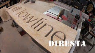✔ DiResta LowLine Sign