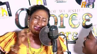 Worship Medley..Very Deep, JOYCE ABOAGYE On Osore3 Mmere Live Worship