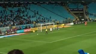 Defesa De Pênalti De Marcelo Grohe (Grêmio 0(4) X (3)1 Atlético-PR) Copa Do Brasil 2016