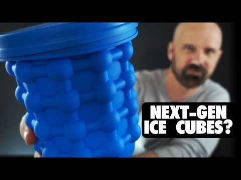 Ice Genie Review: As Seen on TV Ice Cube Maker