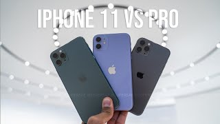 Apple iPhone 11 vs Apple iPhone 11 Pro vs Apple iPhone 11 Pro Max Hands-On