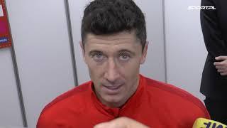 Robert Lewandowski Po Meczu Austria - Polska 0:1
