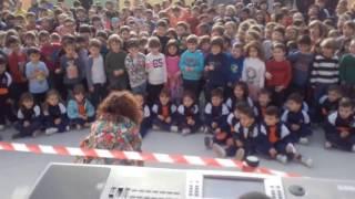 Animación infantil en la escuela con Pinxo & Punxa