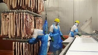 U.S. Technology Bolsters Chinese Meat Giant