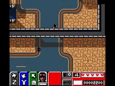 Grand Theft Auto 2 Game Boy