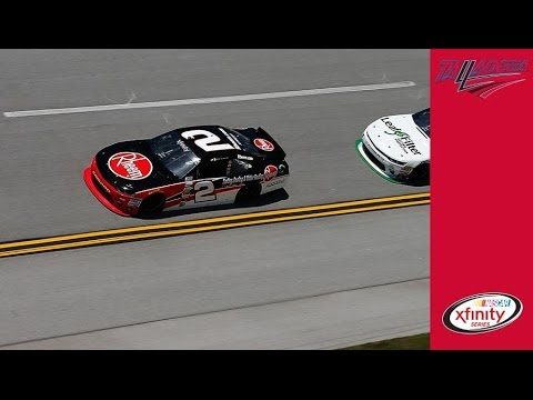 Kennedy talks 'learning curve' driving in XFINITY Series