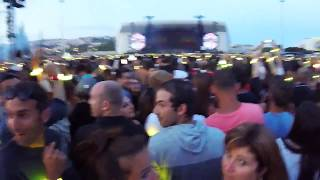 Coldplay live in Nice 2016 (GoPro Hero 4 Session)