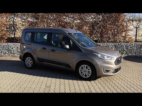 Ford Tourneo Connect Фургон класса M - тест-драйв 1