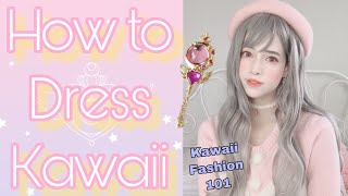 How To Start Dressing Kawaii