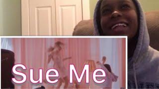 Sabrina Carpenter   Sue Me Music Video Reaction