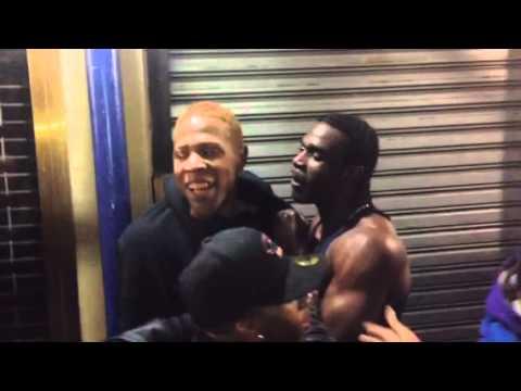Gay Boyz Going Wild Prat 2 Danny Khan VS Black Ebony
