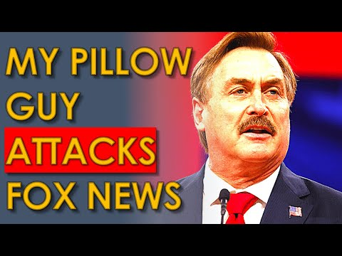 Mike Lindell ATTACKS Fox News; hires PRIVATE INVESTIGATORS to find out why they won't put him on Air