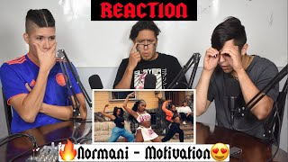 Normani   Motivation (Official Video) REACTION!!!!!