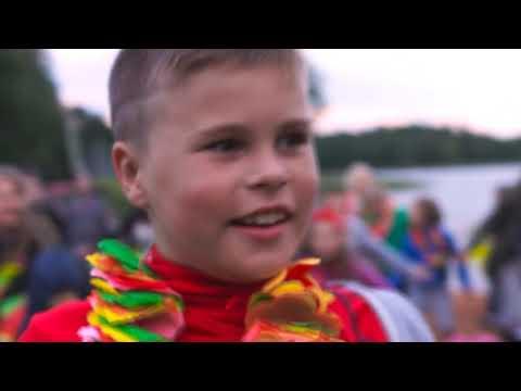 Nometnes vakara pasākumi 2015 - Pāvila draudzes vasaras nometne