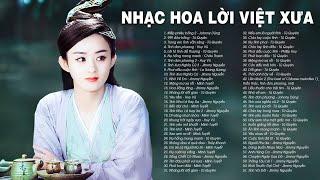 NHẠC HOA LỜI VIỆT XƯA 7X 8X 9X - Kiếp Phiêu Bồng, 999 Đóa Hồng - Nhạc Hoa Lời Việt Gây Nghiện 2020