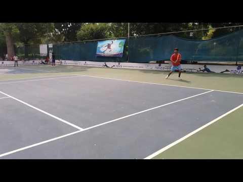 Tennis Hitting Pakistan Lahore