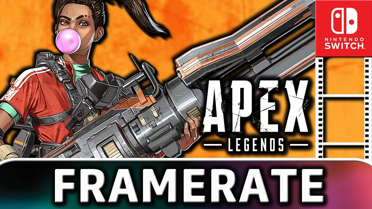 Apex Legends   Nintendo Switch Frame Rate