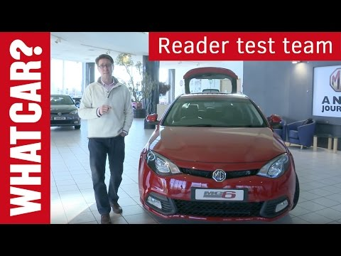 MG6 customer review - What Car?