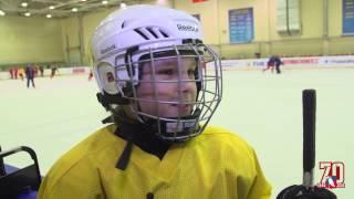 Хоккей России исполняет мечты. Даша Багрова