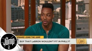 Dwight Howard on LeBron James to 76ers: