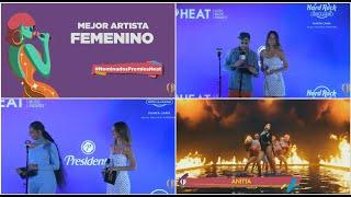 Heat Latin Music Awards: Anitta recebe duas indicações em importante premiação latina