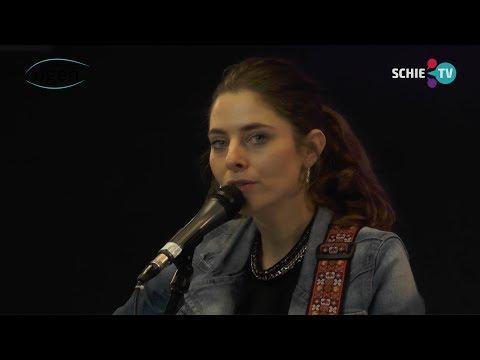 0 SCHIE TV: Live optreden Maaike Girardin met het nummer Jerico