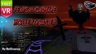 Fears Nightmare Roller Coaster A new VR Roller Coaster for Gear VR